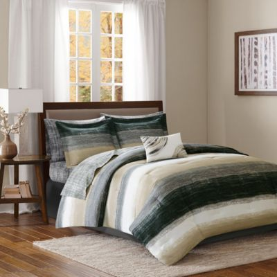 Hampton Hill Saben 9-Piece King Comforter Set