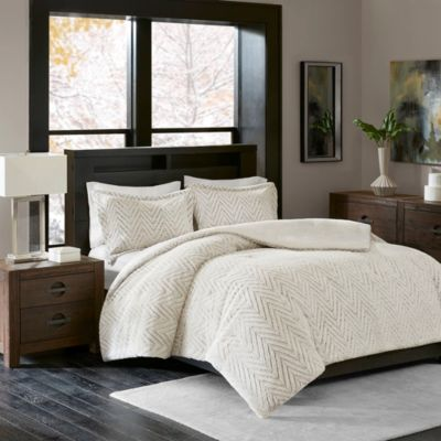Hampton Hill Adelyn 3-Piece Full Comforter Set