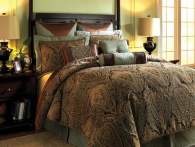 Hampton Hill Canovia Springs 9-Piece Queen Comforter Set