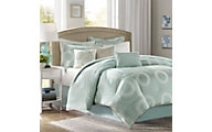Hampton Hill Baxter 7-Piece Queen Comforter Set