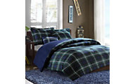 Hampton Hill Brody 3-Piece Twin Comforter Set