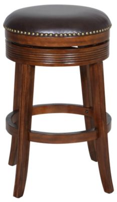 Hillsdale Furniture Tillman Backless Swivel Barstool