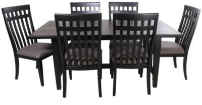 Hillsdale Furniture Copeland Table & 6 Chairs