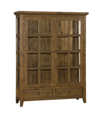 Hillsdale Furniture Tuscan Retreat Display Cabinet