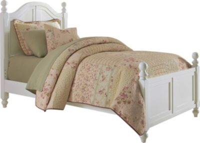 Hillsdale Furniture Lake House White Full Bed