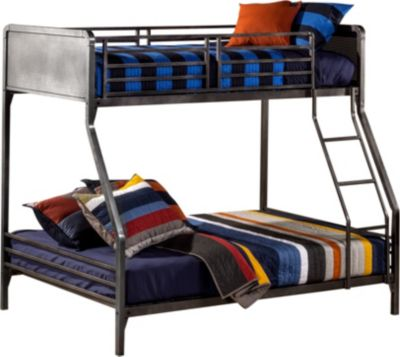 Hillsdale Furniture Urban Quarters Twin/Full Bunk Bed