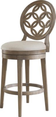 Hillsdale Furniture Savona Swivel Bar Stool