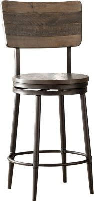 Hillsdale Furniture Jennings Swivel Bar Stool