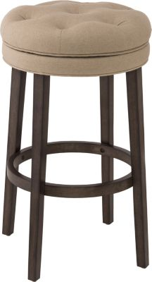 Hillsdale Furniture Krauss Swivel Bar Stool
