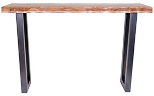 Hillsdale Furniture Emerson Live Edge Counter Table