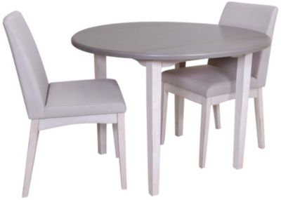 Hillsdale Furniture Clarion 3-Piece Dining Set