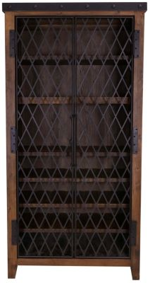 Hillsdale Furniture Jennings Tall Wine Cabinet
