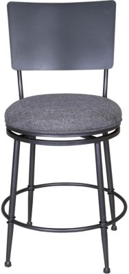 Hillsdale Furniture Towne Swivel Counter Stool