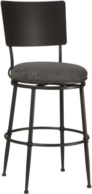 Incroyable Hillsdale Furniture Towne Swivel Bar Stool