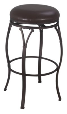 Hillsdale Furniture Lakeview Backless Bar Stool