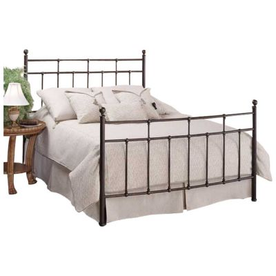 Hillsdale Furniture Providence Queen Metal Bed