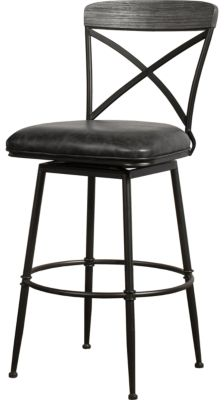 Hillsdale Furniture Decker Swivel Barstool