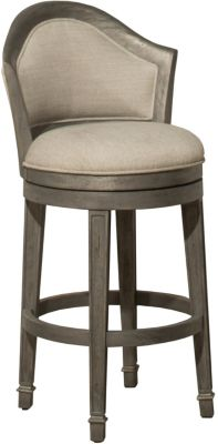 Hillsdale Furniture Monae Swivel Barstool