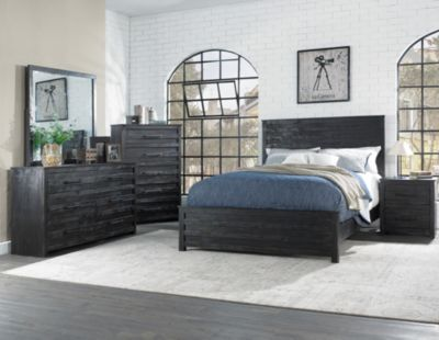 Hillsdale Furniture Villa Queen Bedroom Set