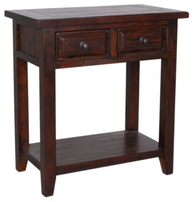 Hillsdale Furniture Tuscan Retreat Storage Console Table