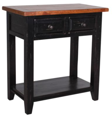Hillsdale Furniture Tuscan Retreat Storage Hall Table