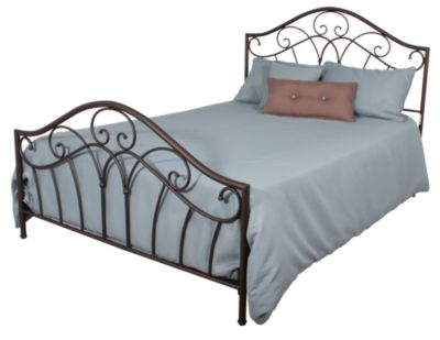 Hillsdale Furniture Josephine King Metal Bed