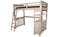 Hillsdale Furniture Highlands Storage Loft With Chest