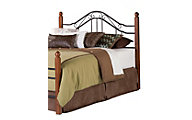 Hillsdale Furniture Madison Full/Queen Metal Headboard