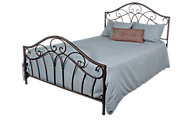 Hillsdale Furniture Josephine Queen Metal Bed