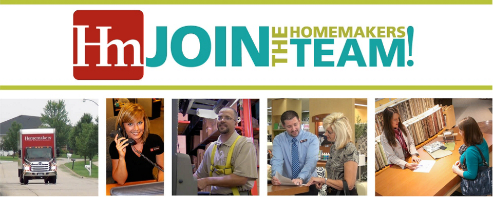 Join The Homemakers Team!