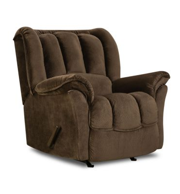 Homestretch Hershey Rocker Recliner