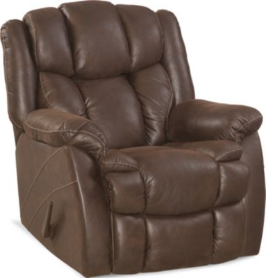 Homestretch Renegade Brown Rocker Recliner