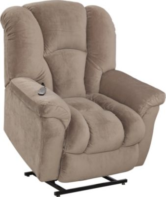 Homestretch Canyon Tan Lift Chair
