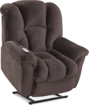 Homestretch Canyon Brown Lift Chair