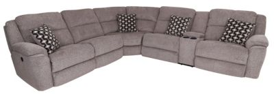 Homestretch Catalina 3-Piece Power Recline Sectional