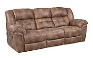 Homestretch 129 Collection Power Reclining Sofa