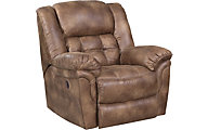 Homestretch 129 Collection Power Rocker Recliner