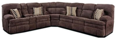 Homestretch Reagan 3-Piece Reclining Sectional & Homestretch Reagan 3-Piece Reclining Sectional | Homemakers Furniture islam-shia.org