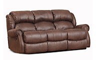 Homestretch Wyoming Reclining Sofa