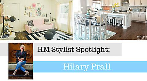 Hilary Prall Stylist Spotlight