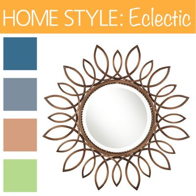 Home Style Series: Eclectic