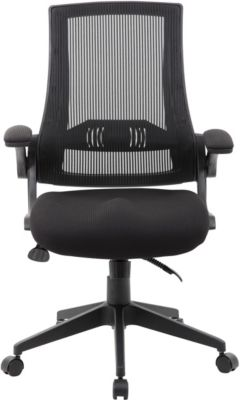Presidential Seating Flip Arm Mesh Task Chair