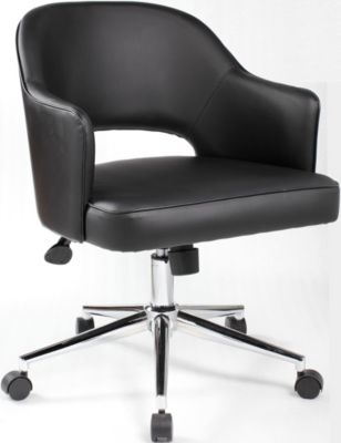 Presidential Seating B16 Collection Black Modern Office Chair