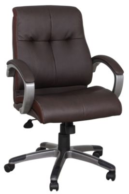 Presidential Seating Double Plush Executive Series Ergonomic Desk Chair