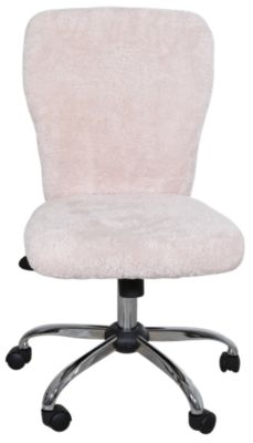 Presidential Seating Faux Fur Task Chair