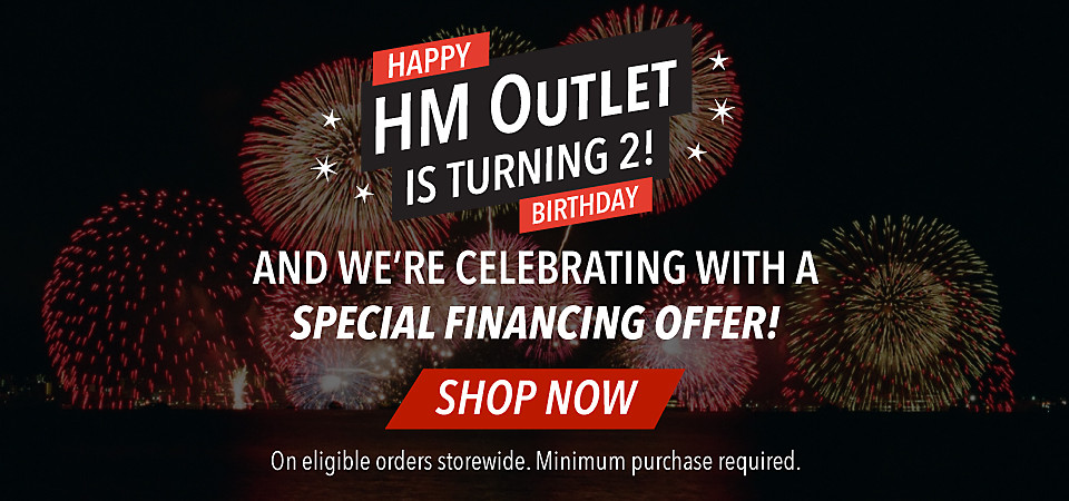 HM Outlet Birthday