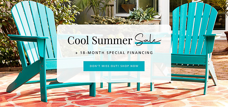 Cool Summer Sale