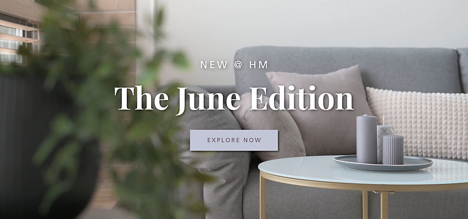 June New at HM