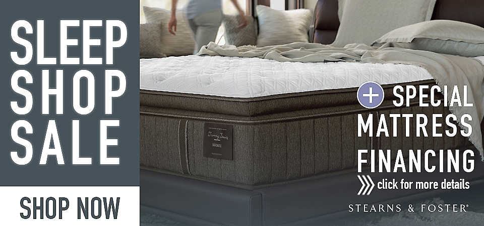 Sleep Shop Mattress Sale