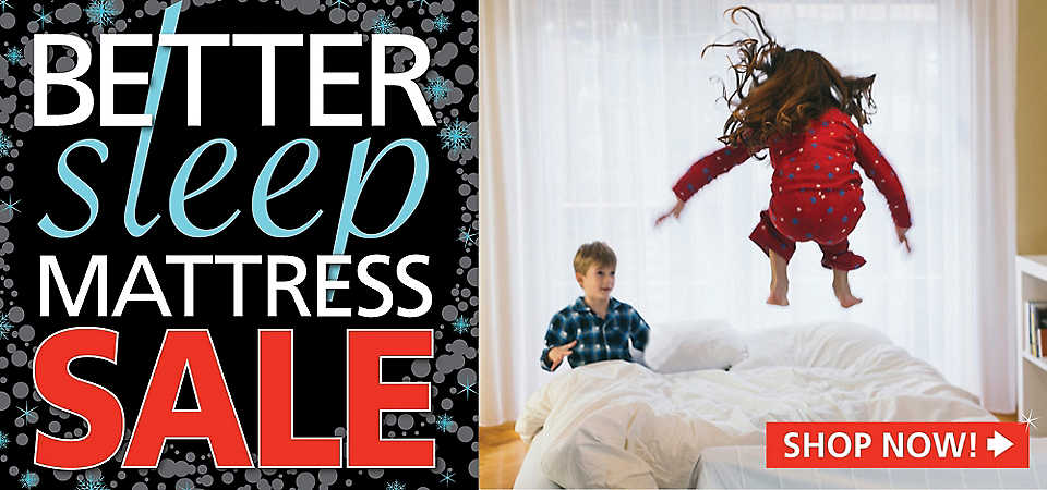 Sleep Better Mattress Sale